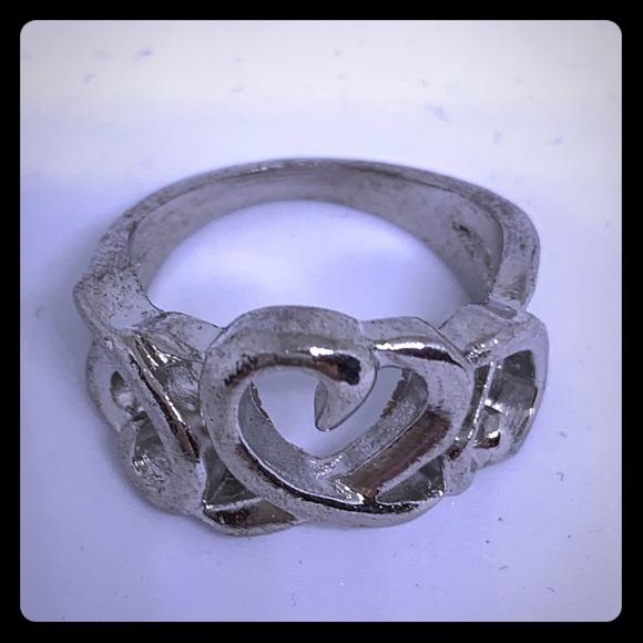 Jewelry - Silver Heart Ring [JW-104]